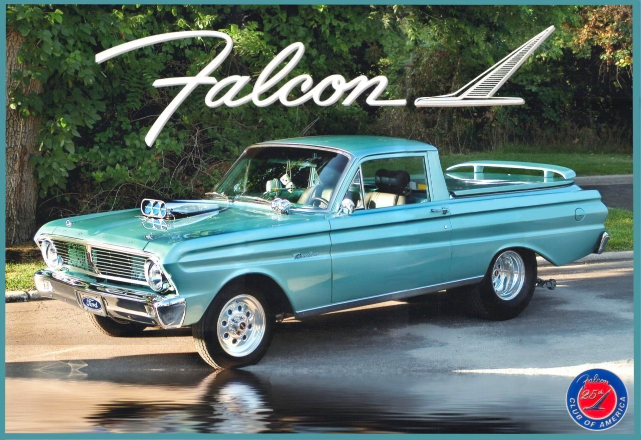 Nicks on 1966 Ford Falcon